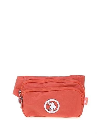 U.S. Polo Assn. U.S. Polo Assn. US20340  Kadın Bel Çantası Somon